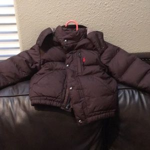 Ralph Lauren 2T jacket, really good condition.